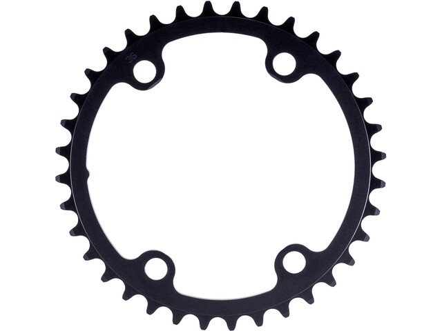 Rotor Inner Chainring BCD110x4 for ALDHU/Shimano black